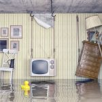 water damage charleston, water damage cleanup charleston